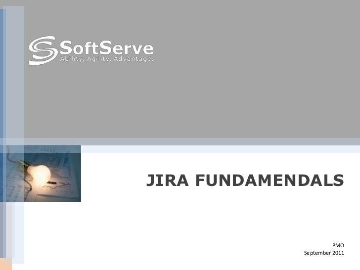 Jira fundamentals