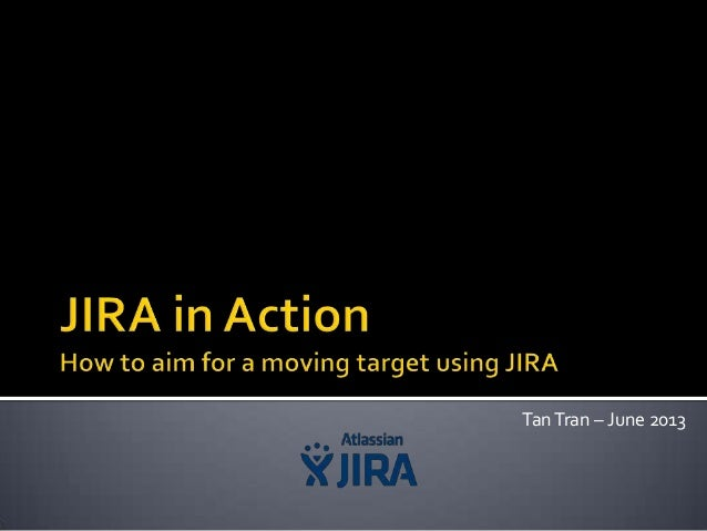 Jira in action