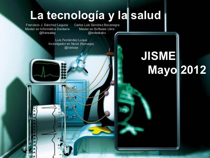 Jornadas de Ingeniería del Software Médico