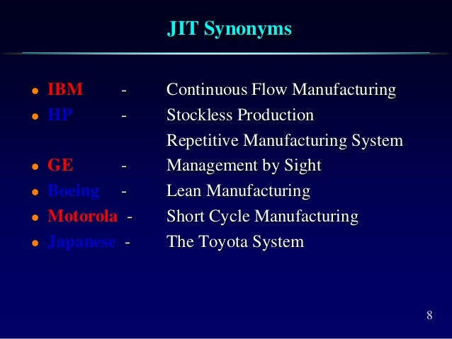 stockless production By jason questor founding partner and evp learning systems business  analyst professionals spend a lot of time helping businesses become.