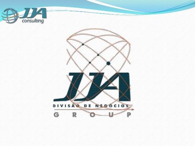 Apresentacao da JJA consulting