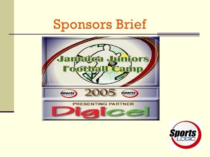 Sponsors Brief