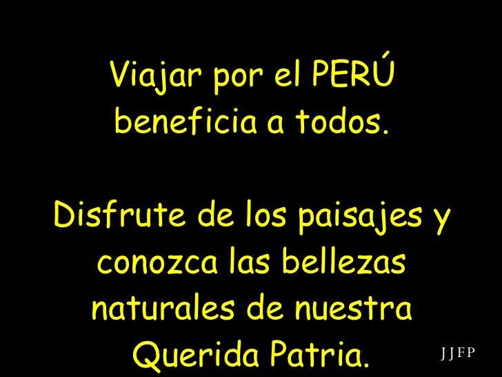 Jj Turismo Peru