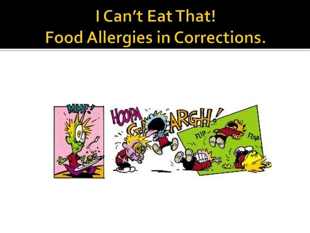 J keller food allergies