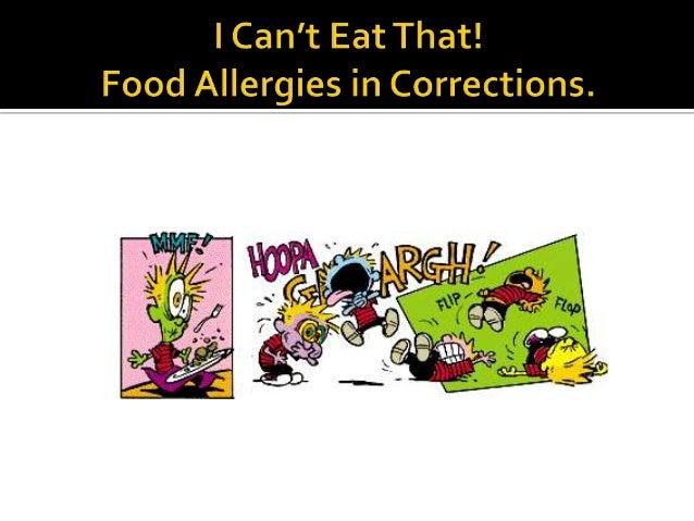 J keller food allergies