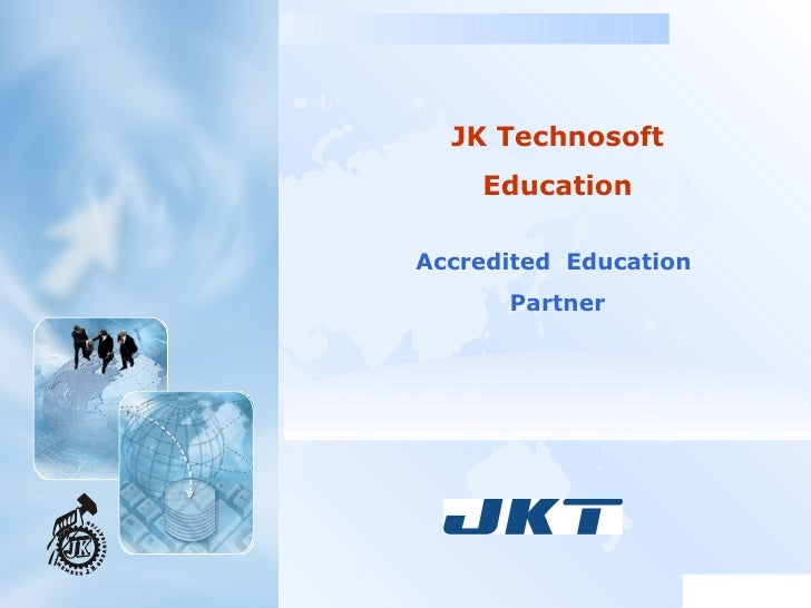 Jk Tech Education