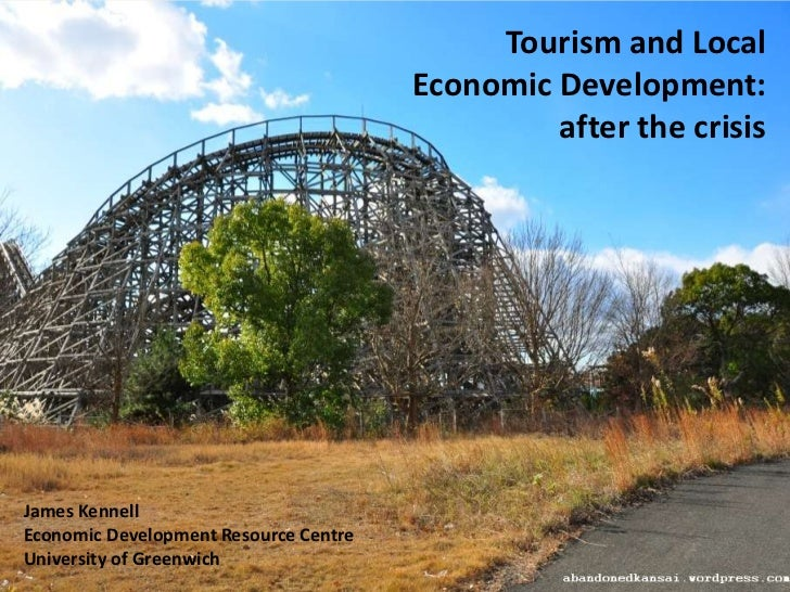Tourism and Local Economic Development in the UK after the crisis
