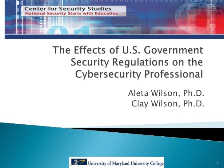 Clearance barriers to cyber security profession