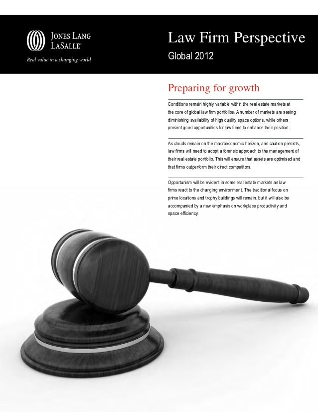 Law Firm Perspective Global 2012