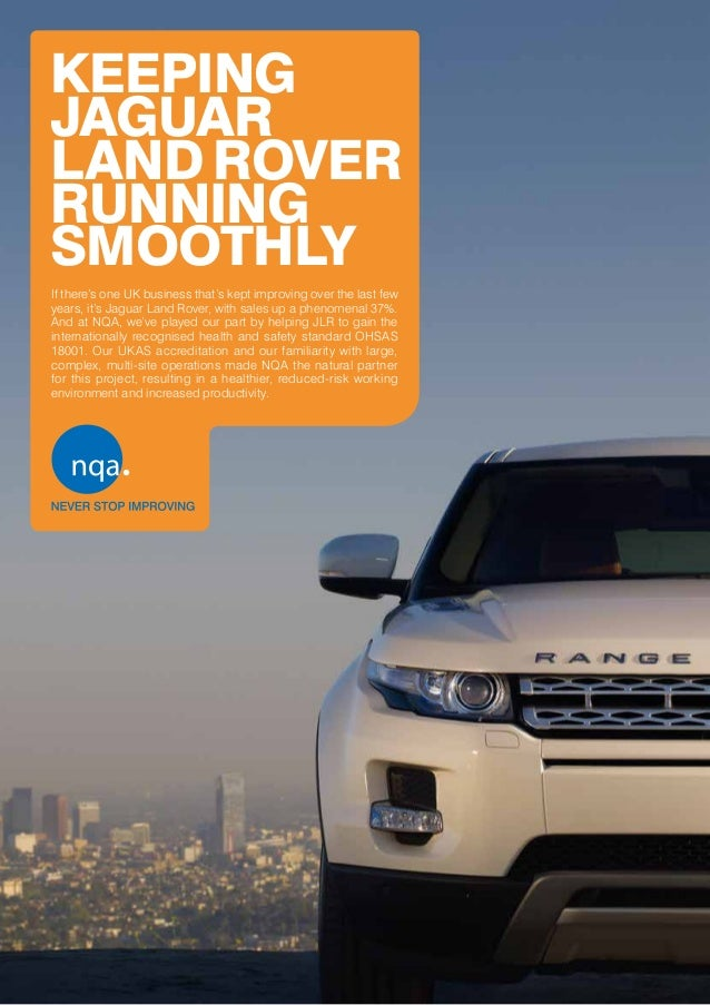 land rover case essay Marketing analysis of the jaguar land rover part a with reference to the academic write my essay term paper research paper article and article critique case.