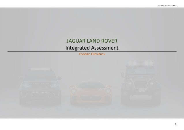 jaguar plc 1984 essay Jaguar plc, 1984 this essay jaguar plc, 1984 is available for you on essays24com search term papers, college essay examples and free essays on essays24com - full papers database.