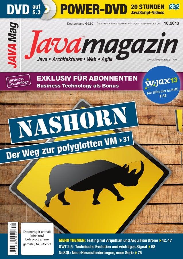 POWER-DVD 20 STUNDEN  Deutschland € 9,80 Österreich € 10,80 Schweiz sFr 19,50 Luxemburg € 11,15 10.2013  DVD auf  S. 3  ma...