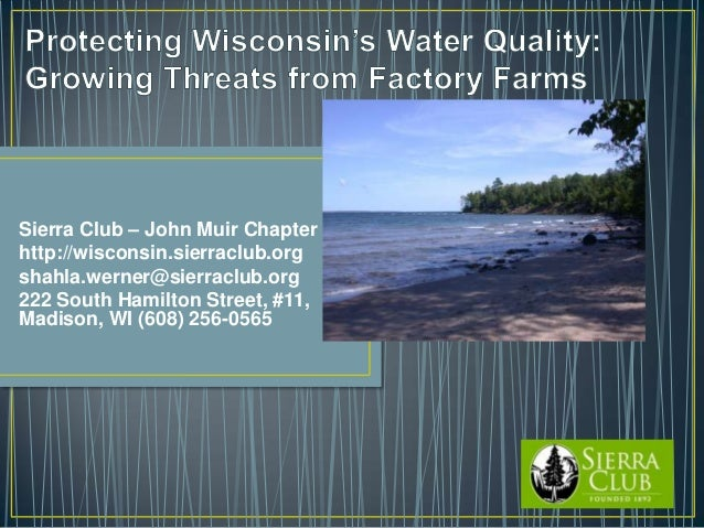 Wisconsin Water Issues