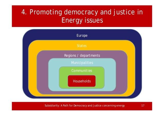 Democracy Justice Democracy And Justice in