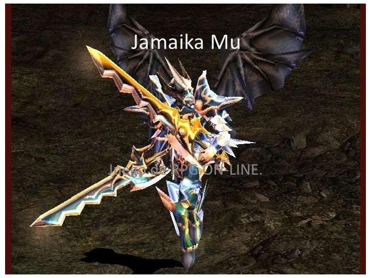 Jamaika Mu<br />Juego de RPG ON-LINE.<br />