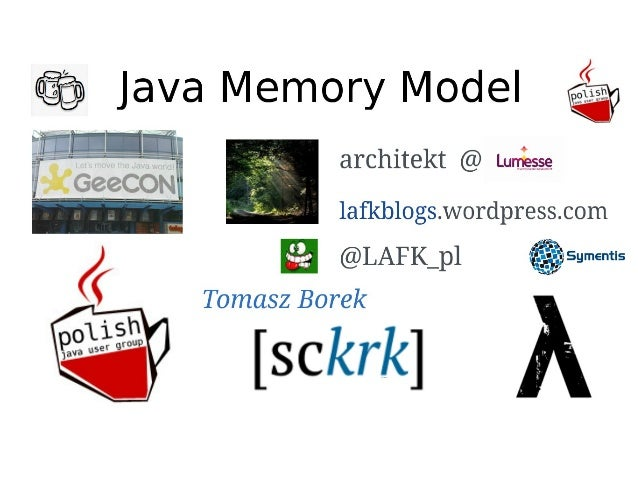 @LAFK_pl, Polish JUG, May 2014 2