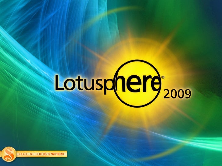 JMP205 - Integration of IBM Lotus Notes and Lotus Domino with Microsoft Office, .NET, and IBM Lotus Symphony