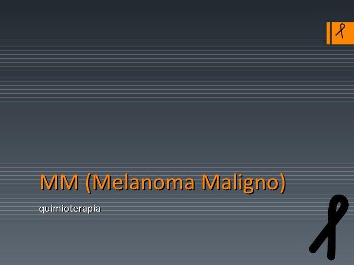 Mellanomaa Maligno, Cancer piel no Melanoma JMPJmp