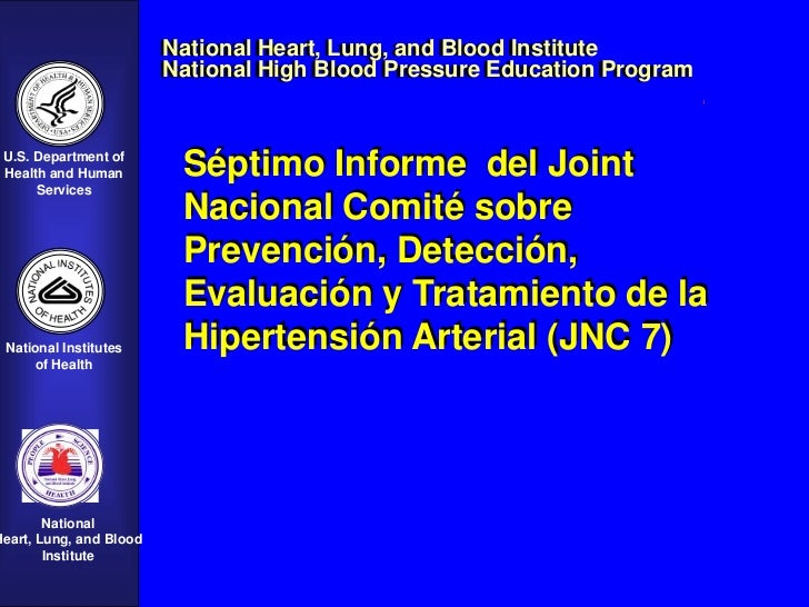 National Heart, Lung, and Blood Institute                         National High Blood Pressure Education Program U.S. Depa...