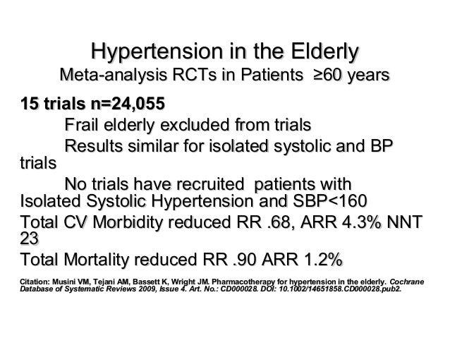 hypertension management guidelines jnc 8