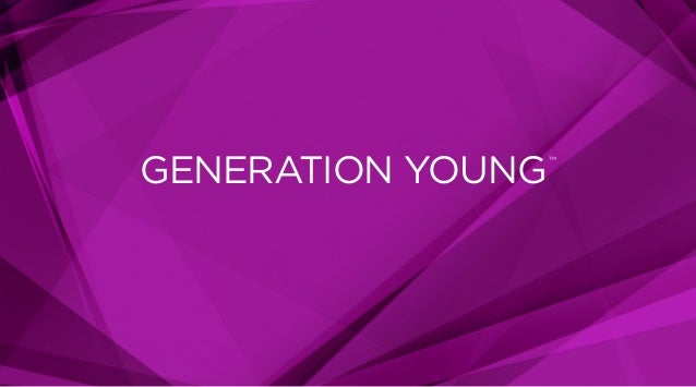 GENERATION YOUNG TM