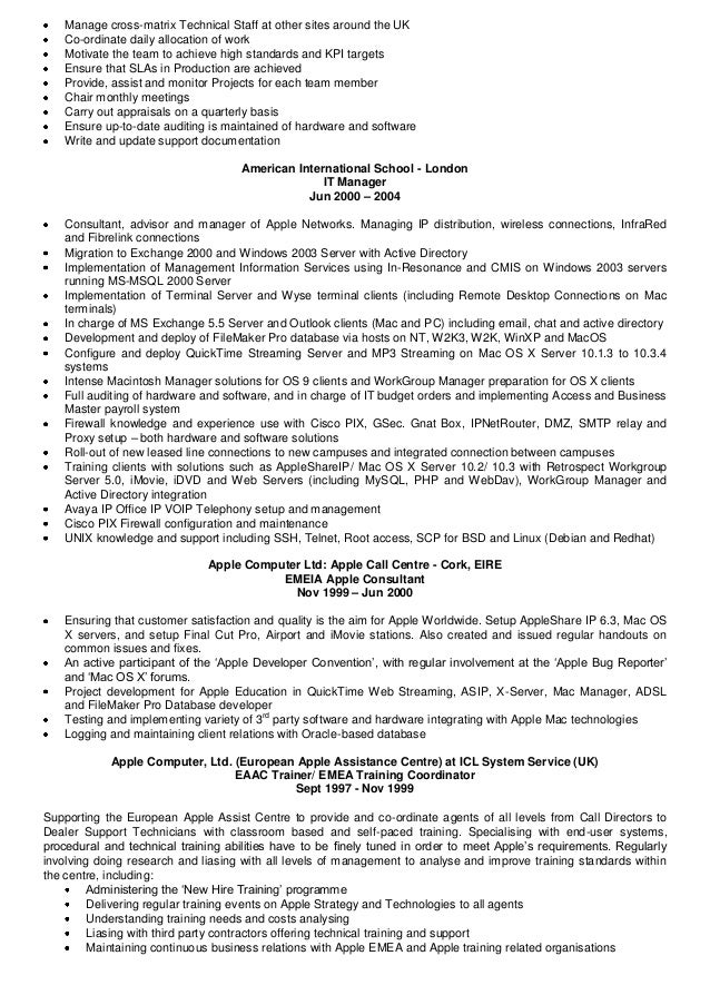 Best Executive Resume Writing Service 2013