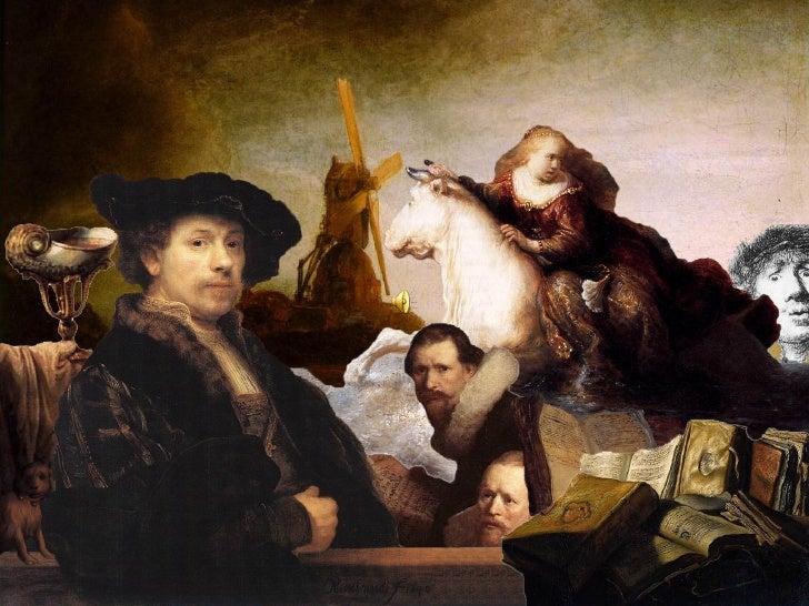R e m b r a n d t H a r m e n s z o o n v a n R ijn                                 V id a e o b r a (1606 – 1669)        ...