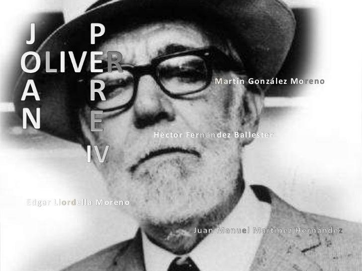 O<br />P<br />J<br />LIVER<br />R<br />A<br />Martín González Moreno<br />N<br />E<br />Hèctor Fernández Ballester<br />IV...