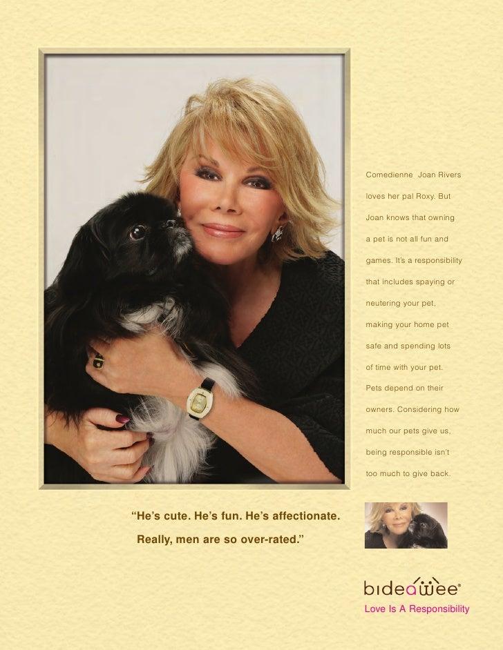 Joan Rivers-Bideawee