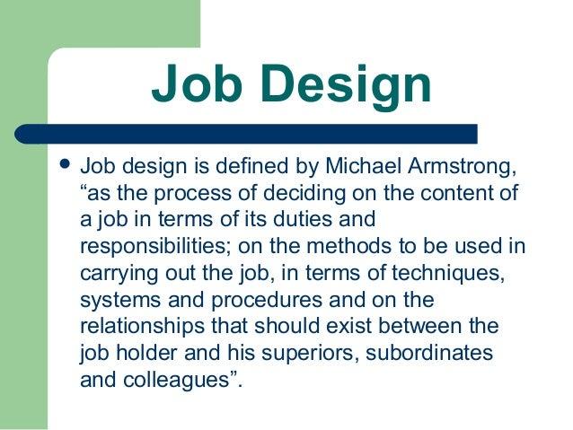 job skills description