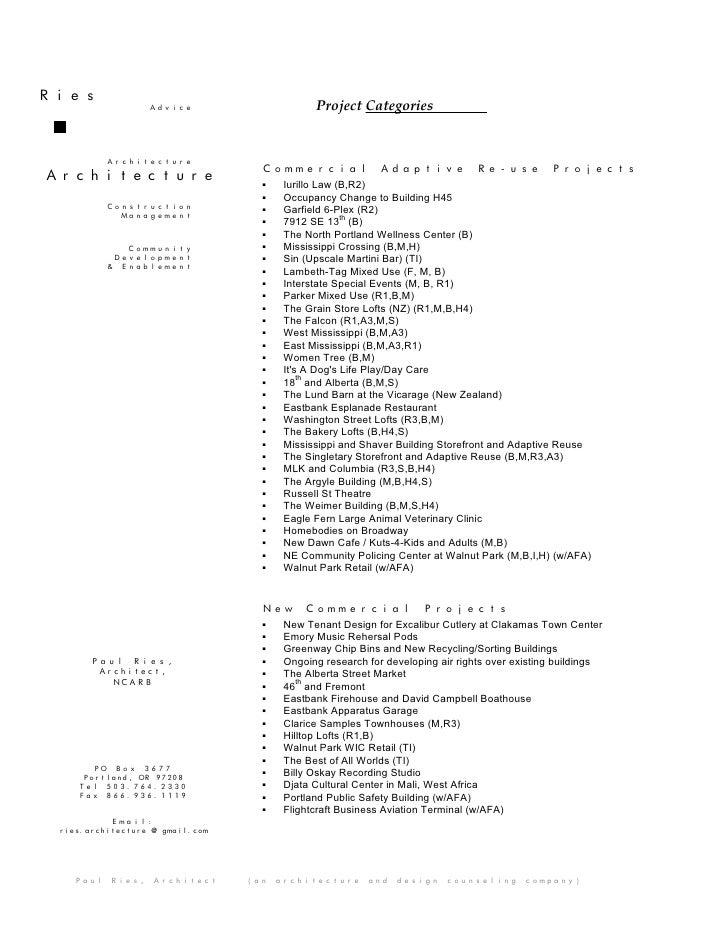 Job Categories