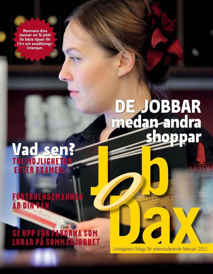 JobDax 2012