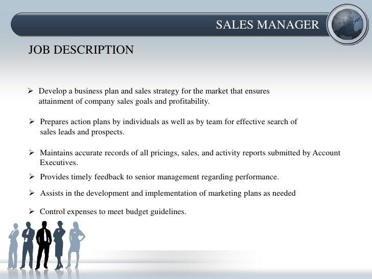 Business planning analyst job description