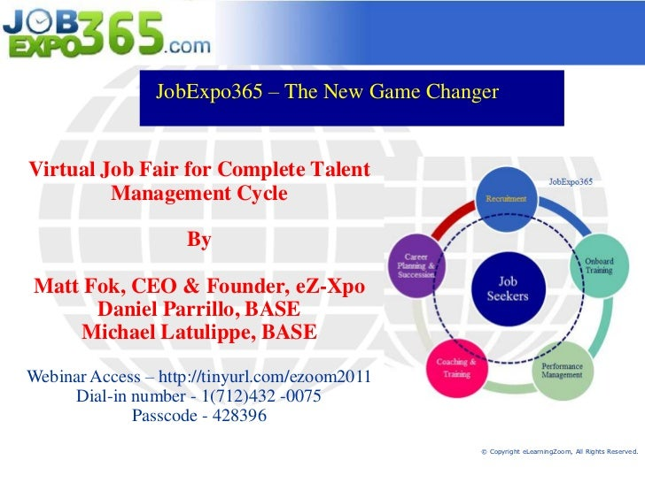 JobExpo365 - Virtual Job Fair