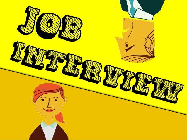 Job interview - Work and Career