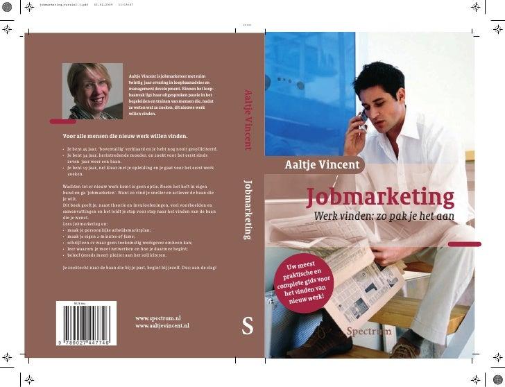 Jobmarketing 2011 10e druk, 2007 1e druk