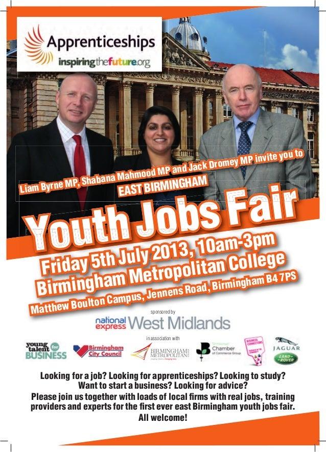 Jobs fair-may-2013-v2-final  s hough