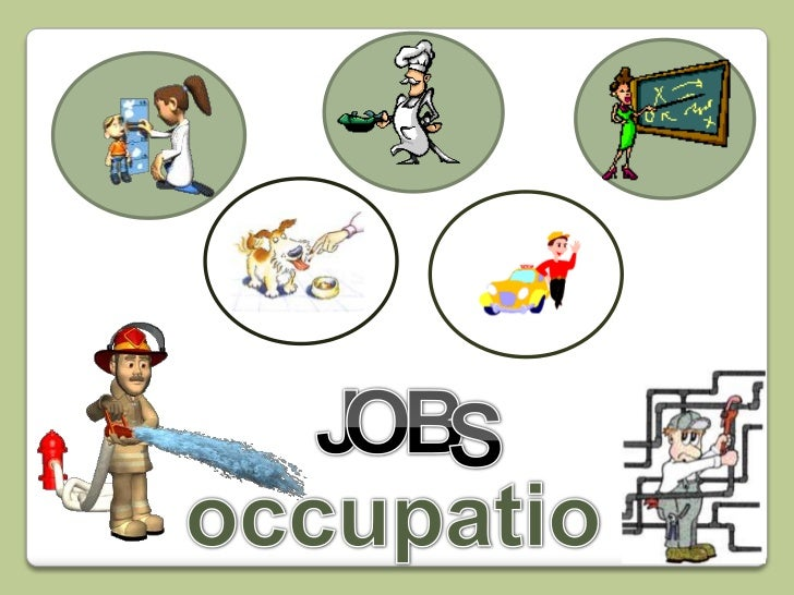 Jobs - Occupations: PowerPoint Presentation and Activities