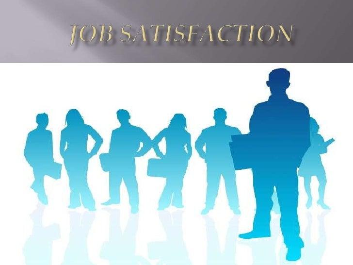 attitudes and job satisfaction ppt robbins