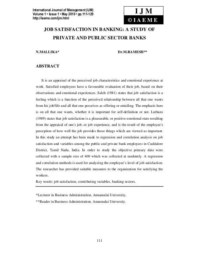 International Journal of Management (IJM)Volume 1 • Issue 1 • May 2010 • pp.111-129 N.MALLIKA & Dr.M.RAMESH   Internationa...