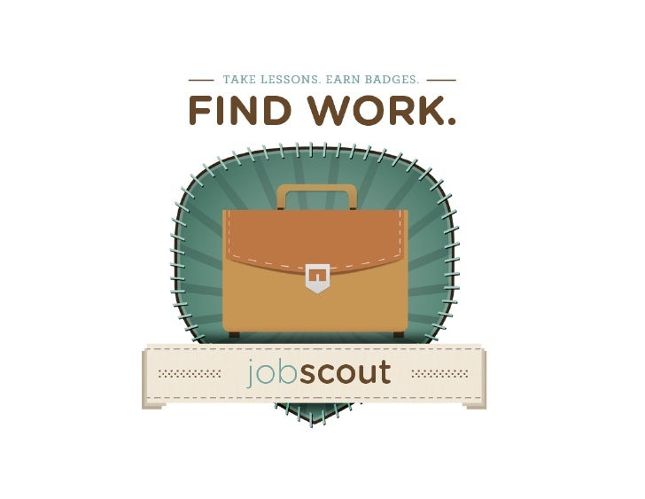 JobScout Badges