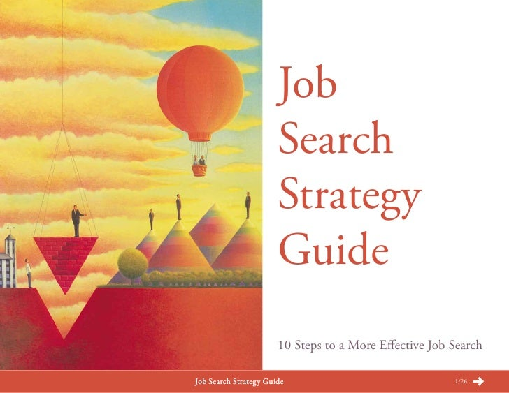 Job Search Strategy Guide