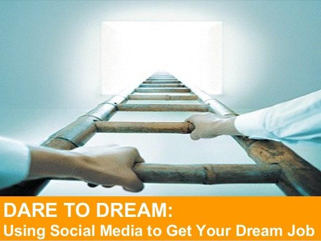 Three Social Media Tools to Help You Land Your Dream Job