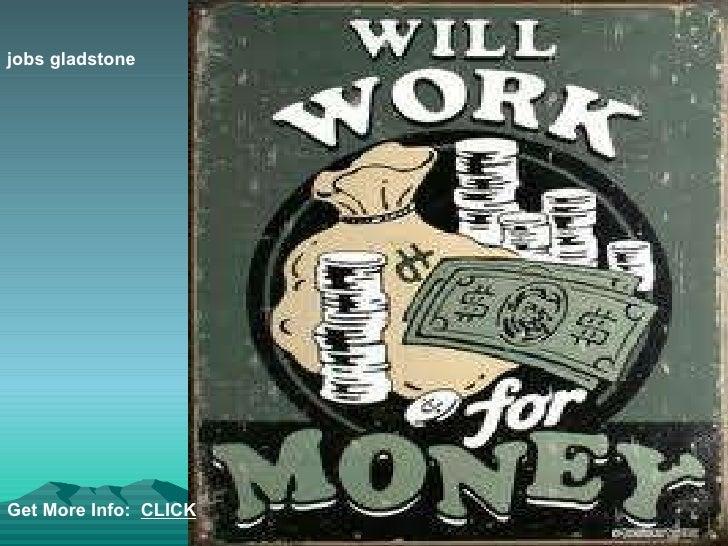 Jobs gladstone