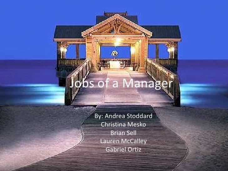 Jobsofamanager1