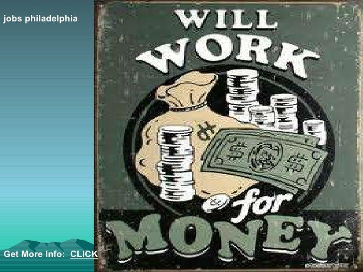jobs philadelphia Get More Info:  CLICK