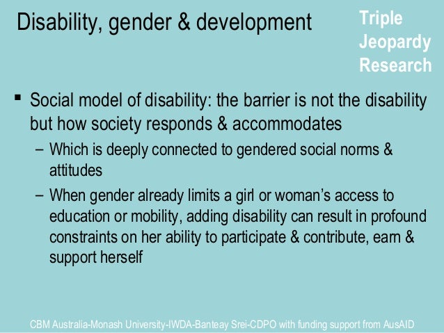 gender and social norms essay Understanding gender home roles to try to enforce conformity to current gender norms perceived to be outside of these social norms often have a very.