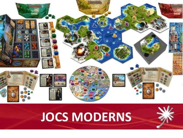 JOCS MODERNS