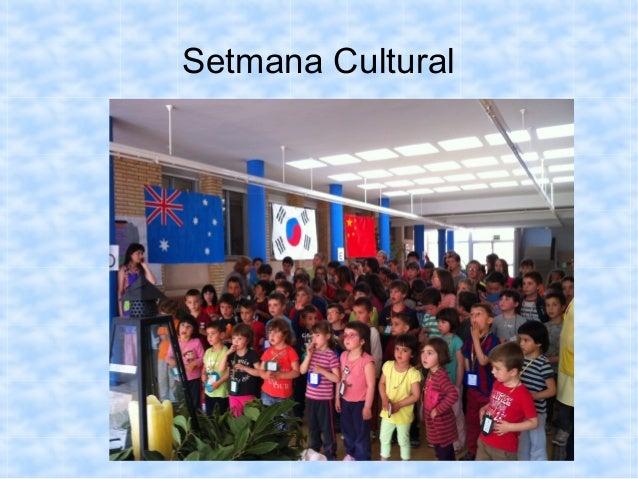 Setmana Cultural