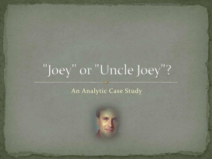 Joey on joey